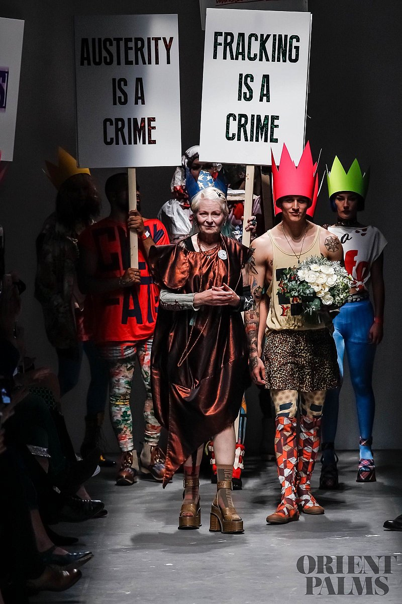 Vivienne Westwood Red Label, Ά/Κ 2016 - Έτοιμα-a-porter - 11
