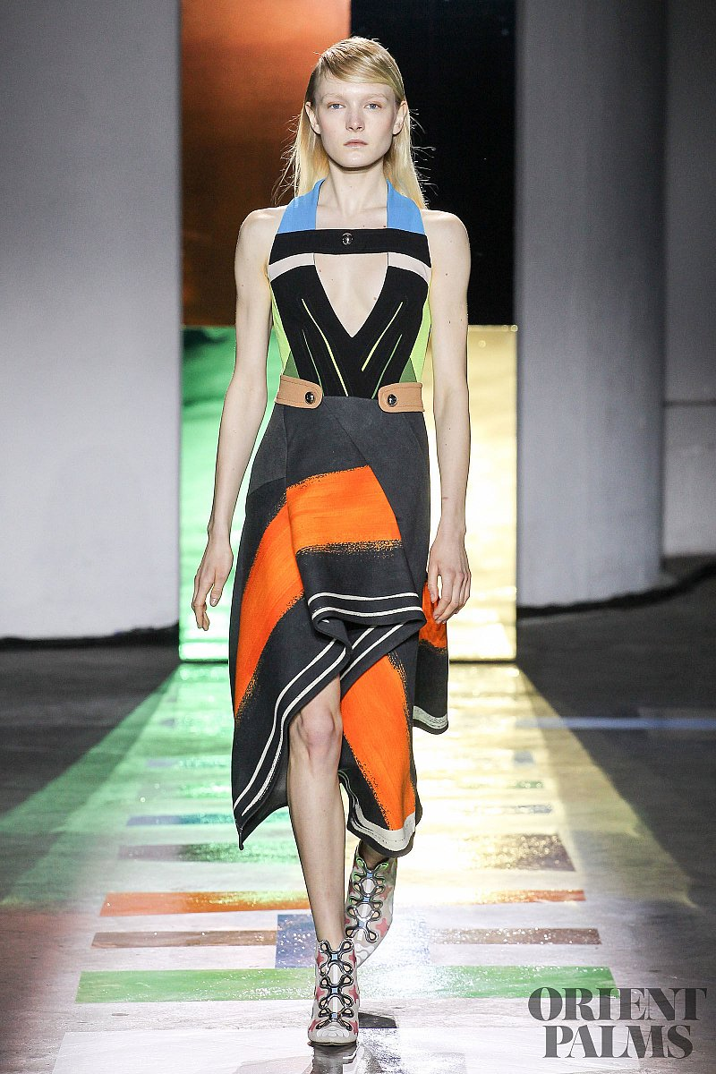 Peter Pilotto Fall-winter 2015-2016 - Ready-to-Wear - 1