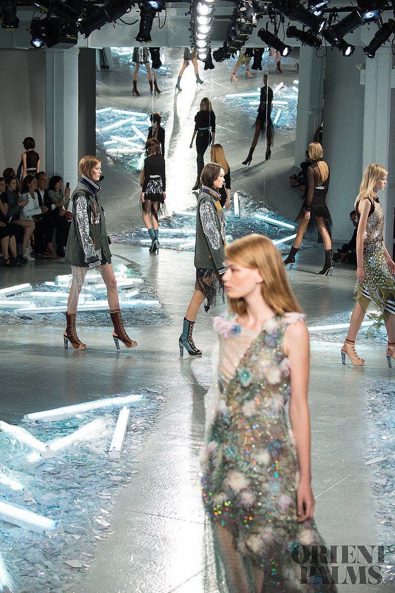 Rodarte Spring-summer 2015 - Ready-to-Wear - 1