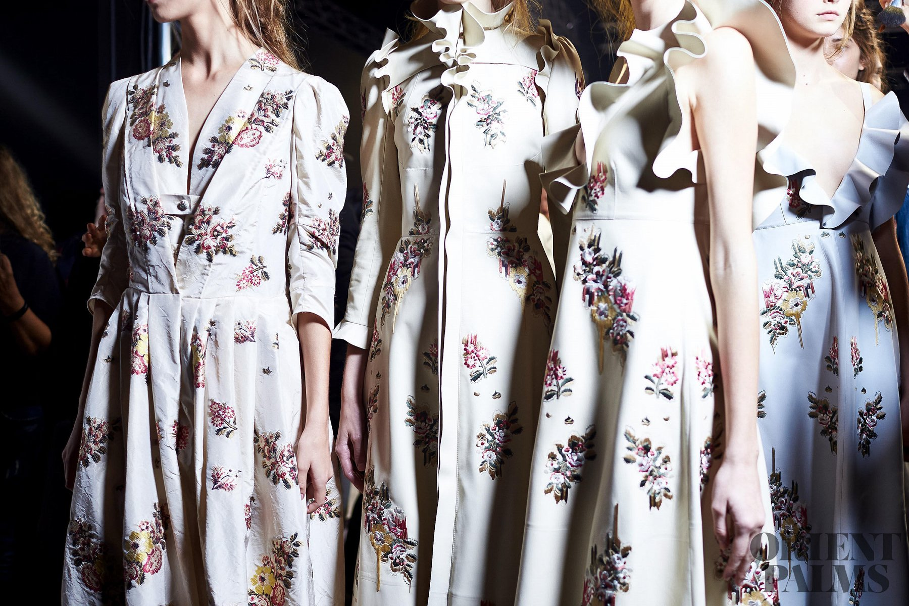 Alexander McQueen Spring-summer 2016 - Ready-to-Wear - 1