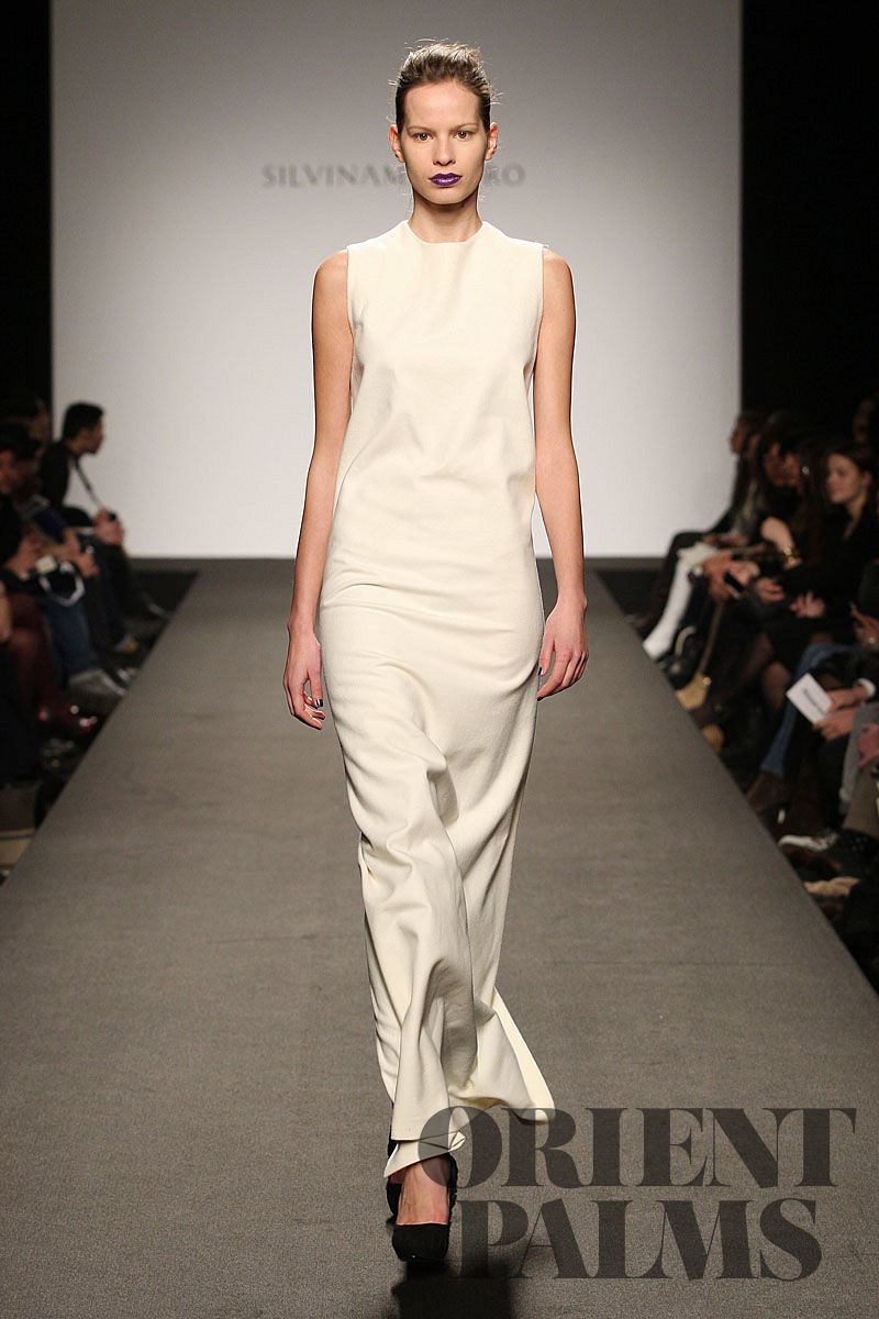 "Silvina Maestro ""The Brevity of Light"", S/S 2012 - Couture - 1"
