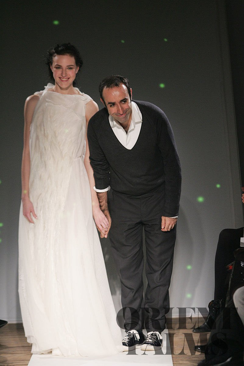 "Maison Rabih Kayrouz ""Freeze"", S/S 2010 - Ready-to-Wear - 20"