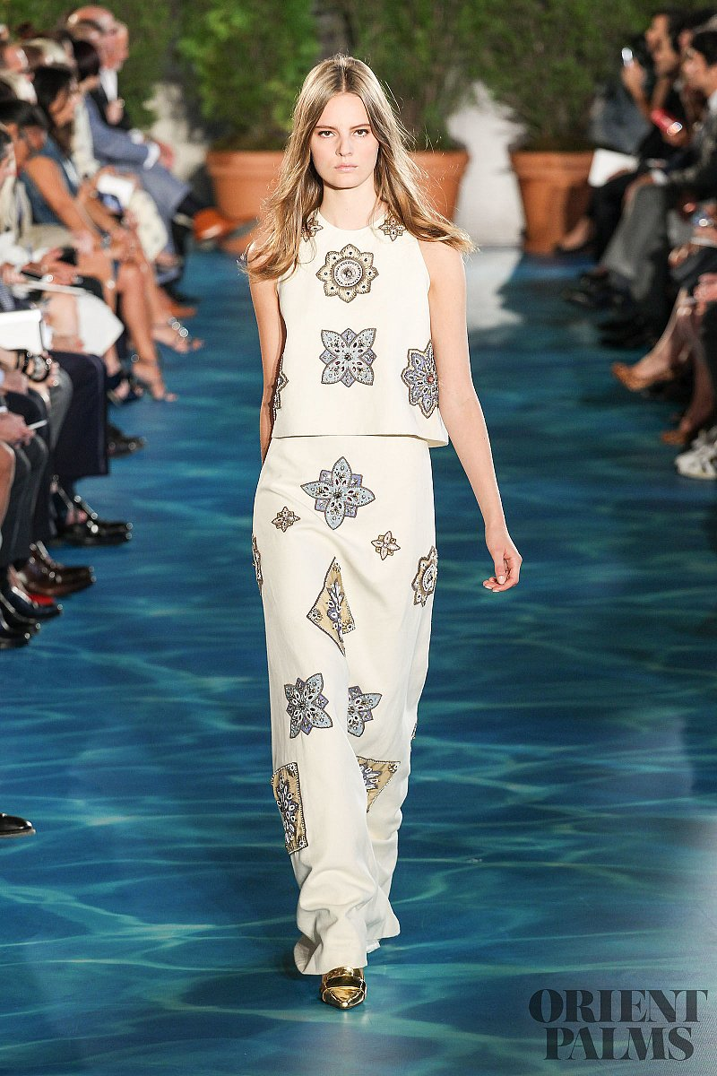 Tory Burch Spring-summer 2014 - Ready-to-Wear - 1