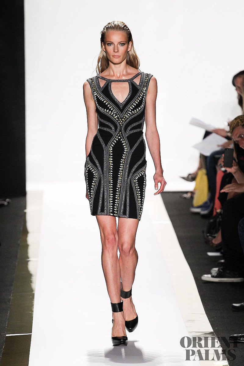Hervé Léger by Max Azria Spring-summer 2014 - Ready-to-Wear - 21
