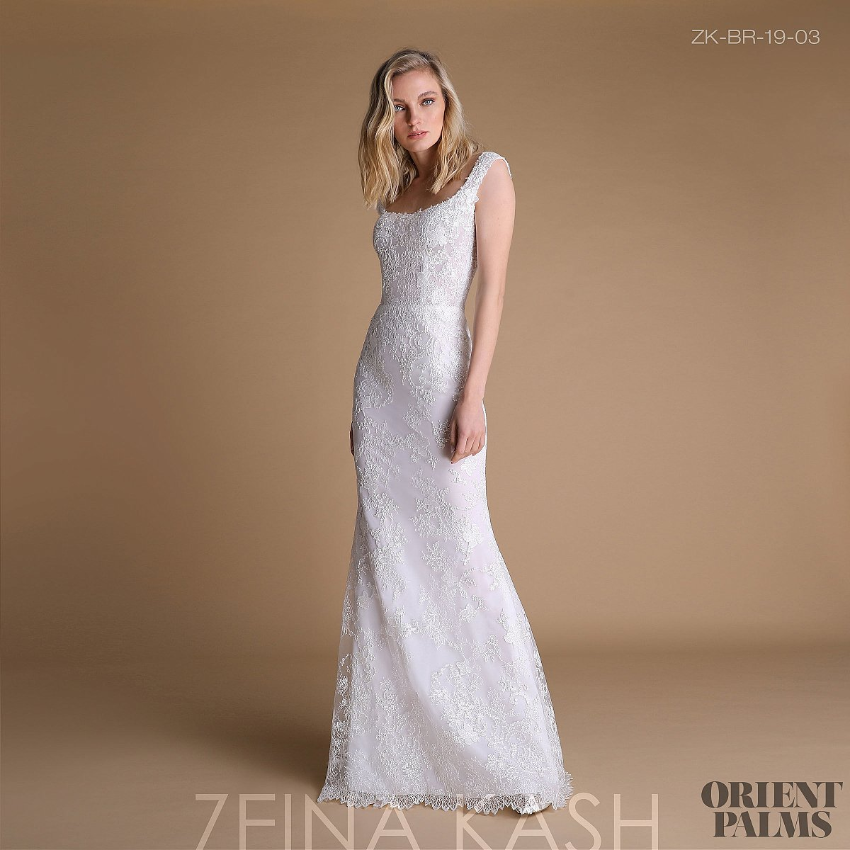 Zeina Kash 2019 collection - Bridal - 1