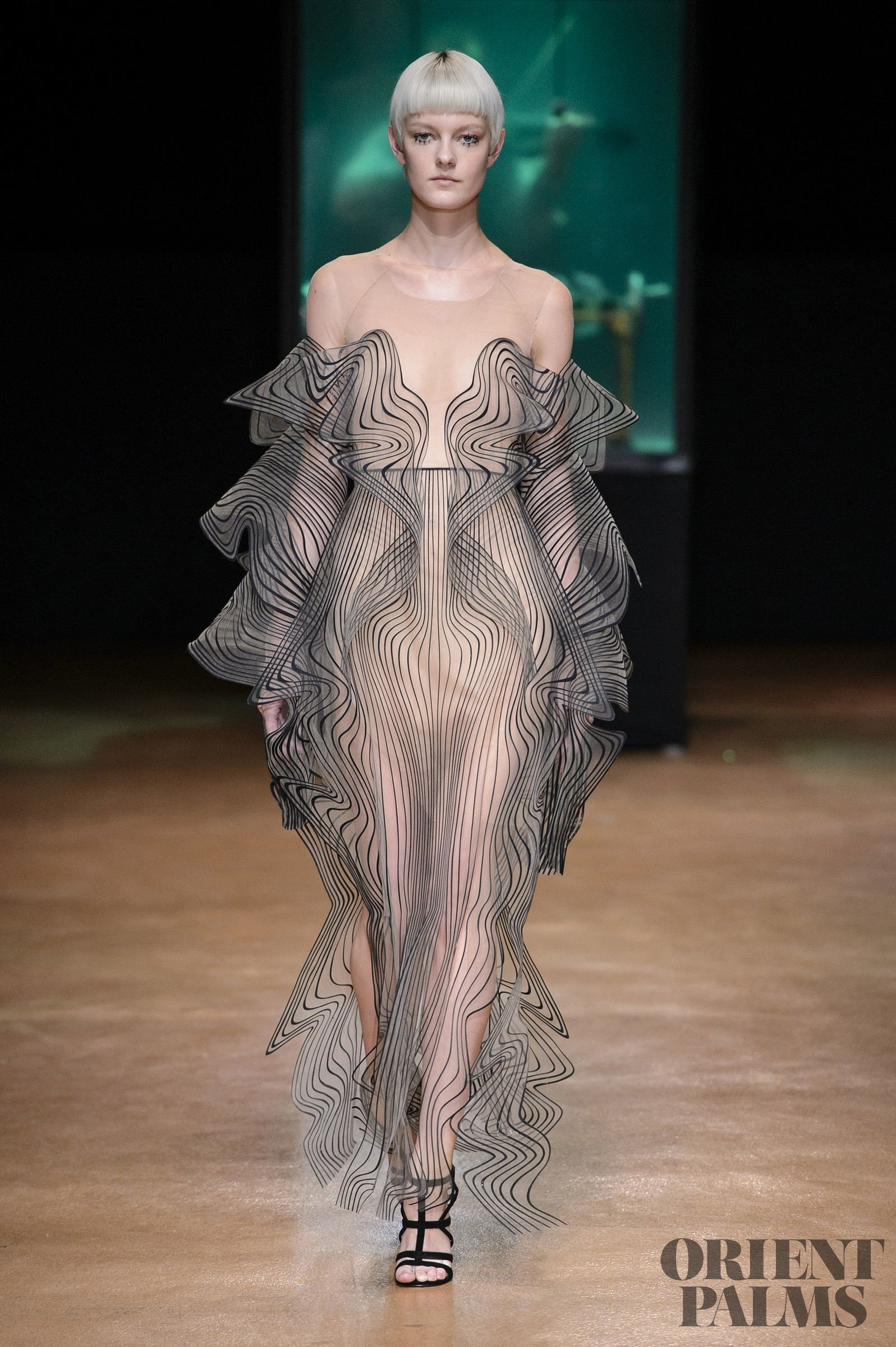 Iris Van Herpen Fall-winter 2017-2018