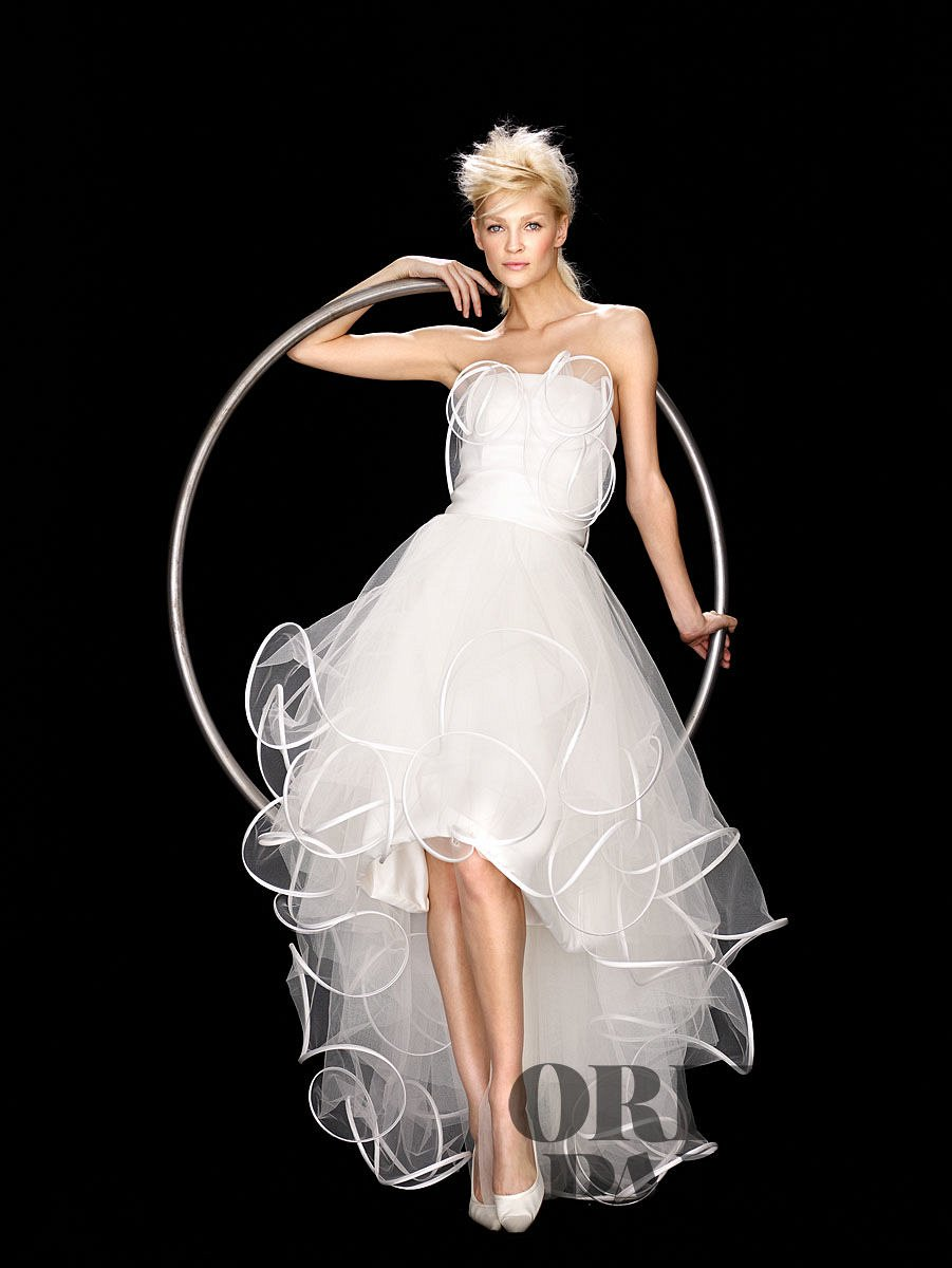 Suzanne Ermann Ready to wear, 2009 - Sposa - 1