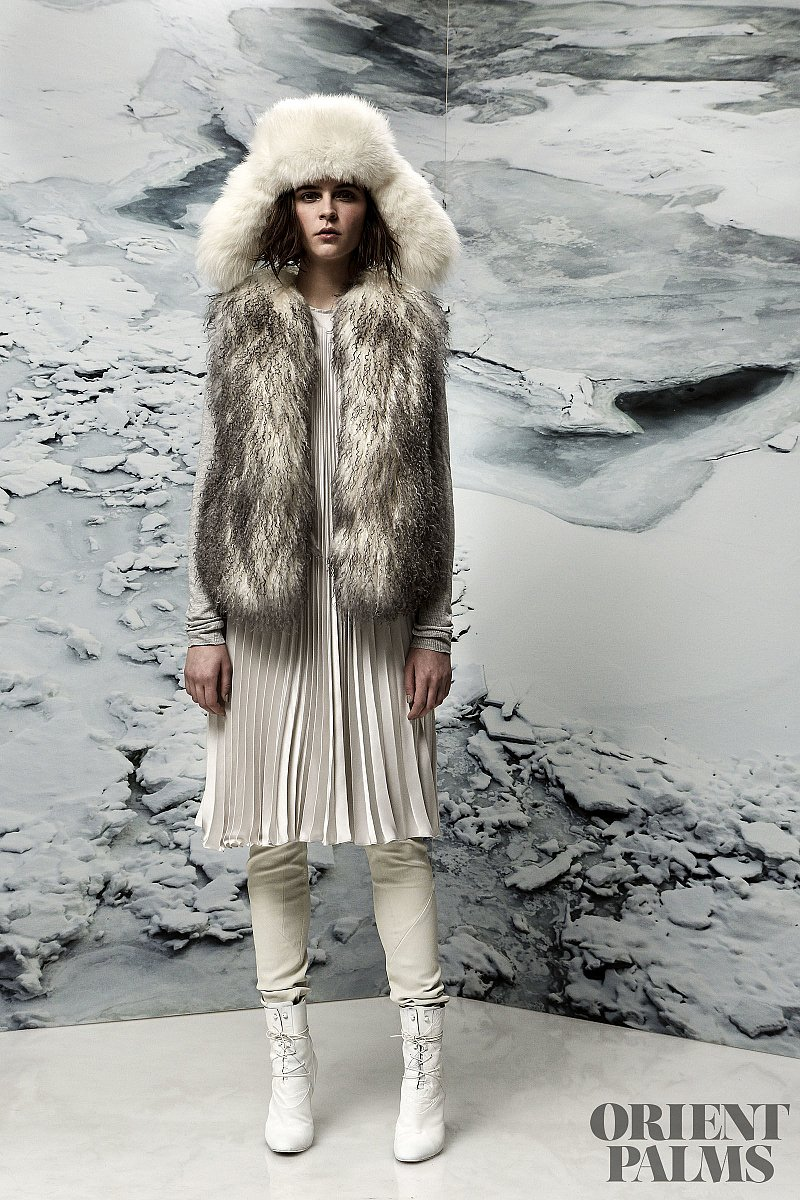 Tess Giberson Fall-winter 2015-2016 - Ready-to-Wear - 1