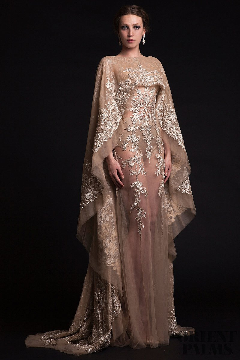 "Krikor Jabotian ""The Last Spring"", S/S 2015 - Couture - 1"