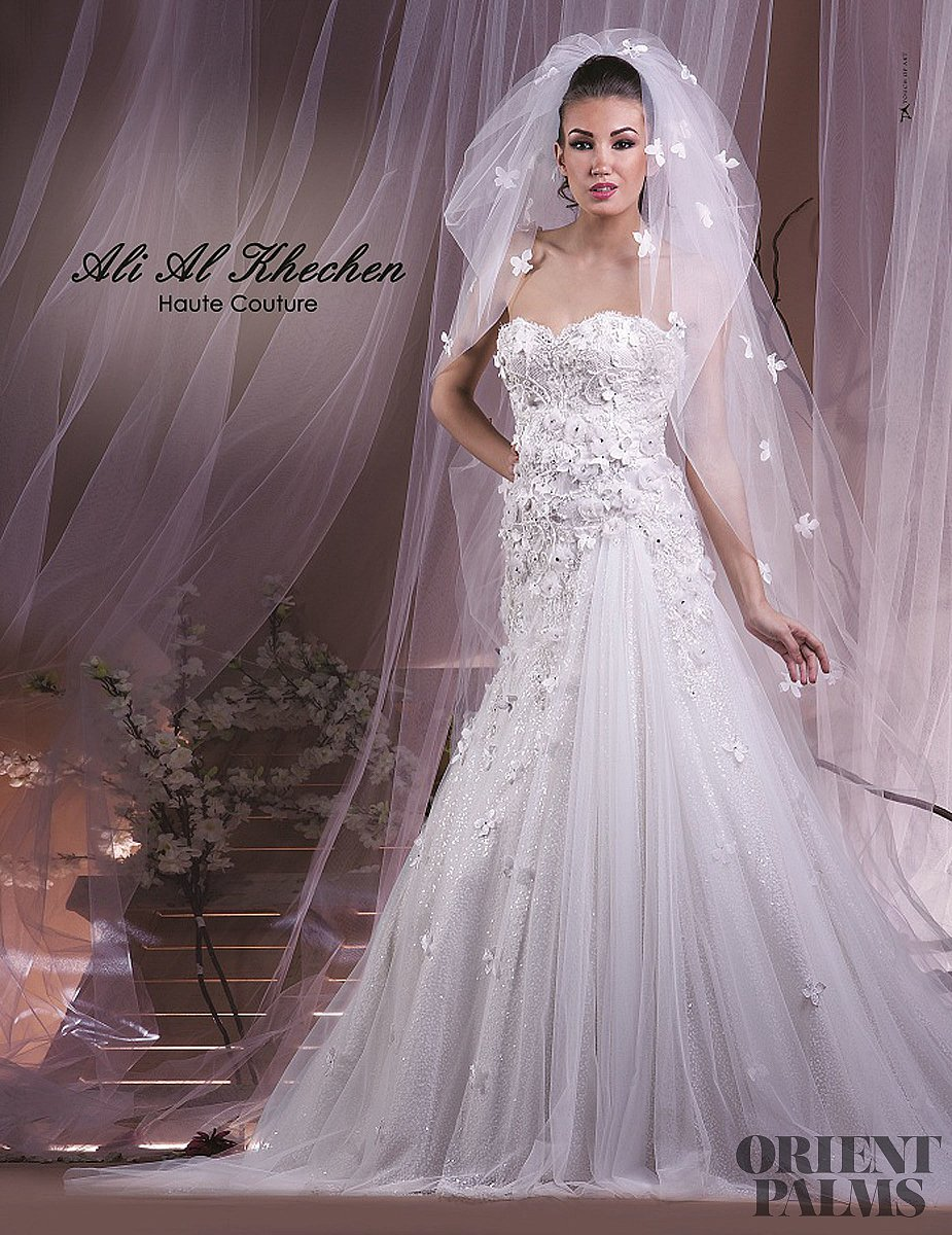 Ali Al Khechen 2013 collection - Bridal - 1