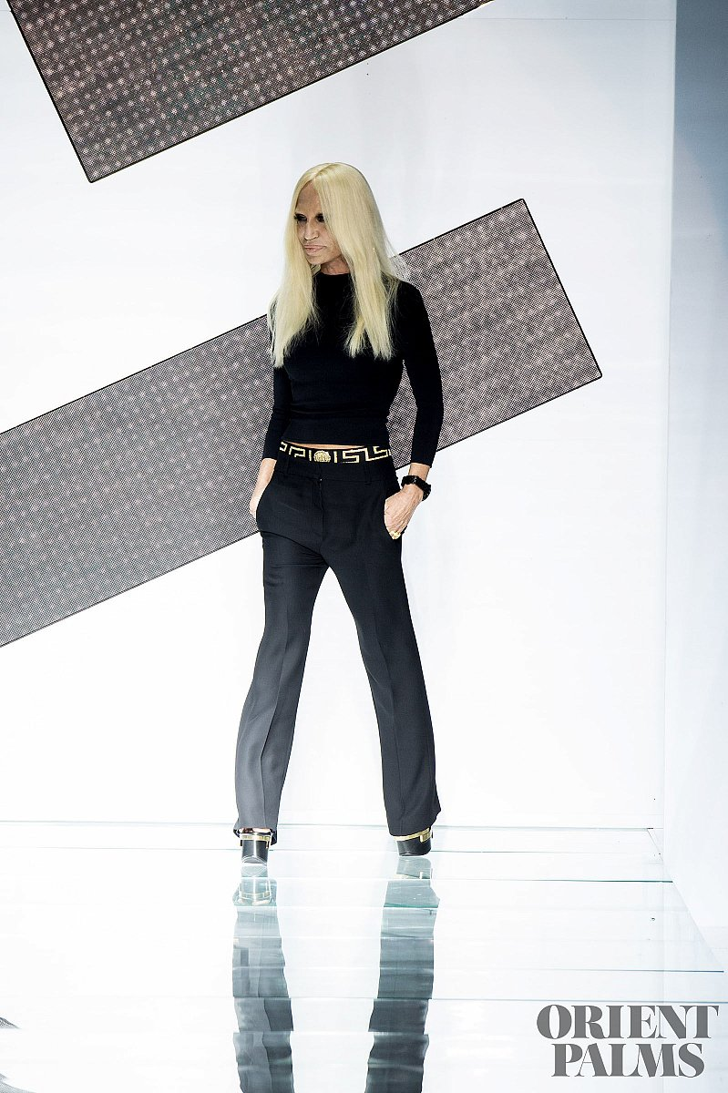 Versace Spring-summer 2015 - Ready-to-Wear - 1