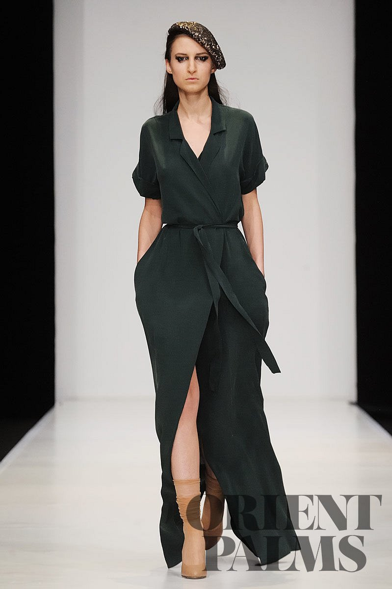 Sultanna Frantsuzova Fall-winter 2012-2013 - Ready-to-Wear - 16