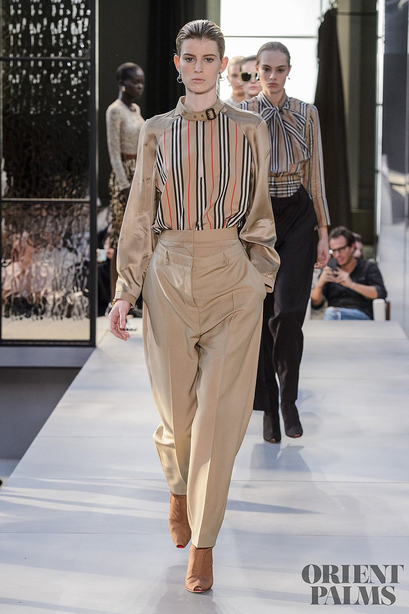 Burberry Spring-summer 2019 - Ready-to-Wear - 1