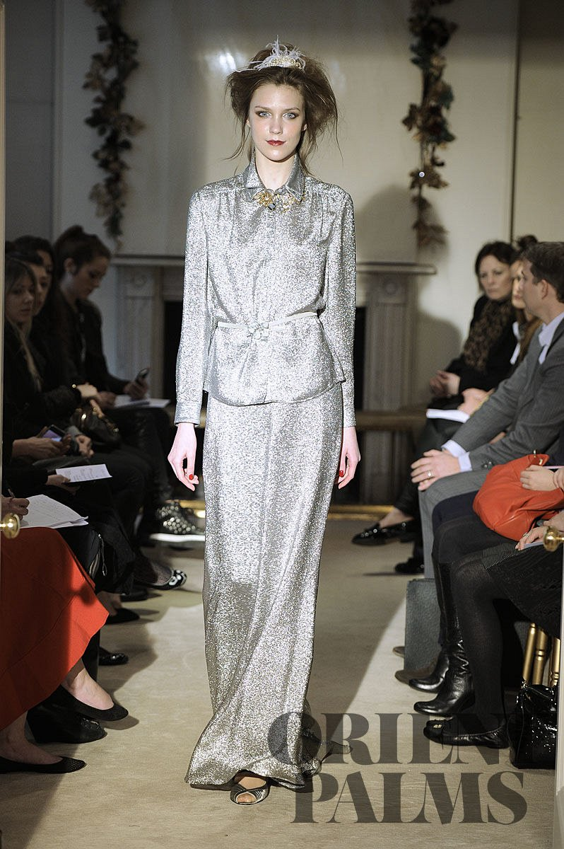 Caroline Charles Fall-winter 2012-2013 - Ready-to-Wear - 1
