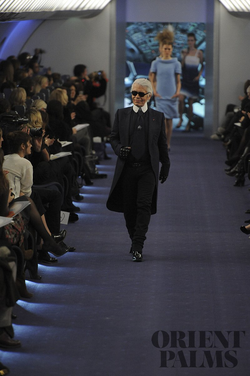 Chanel Spring-summer 2012 - Couture - 1