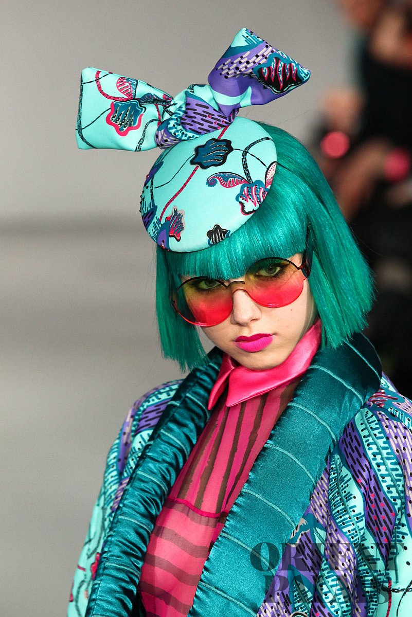 Zandra Rhodes Fall-winter 2012-2013 - Ready-to-Wear - 1