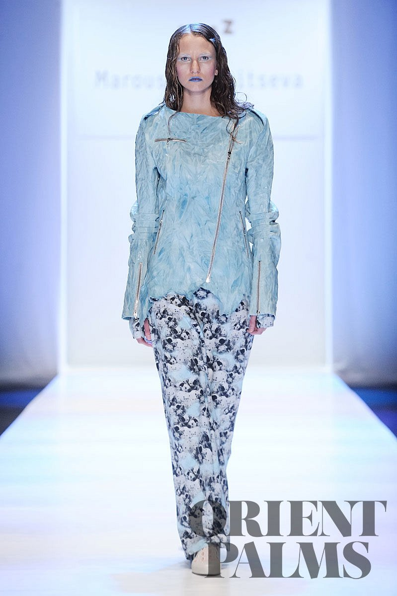 Maroussia Zaitseva Fall-winter 2012-2013 - Ready-to-Wear - 1