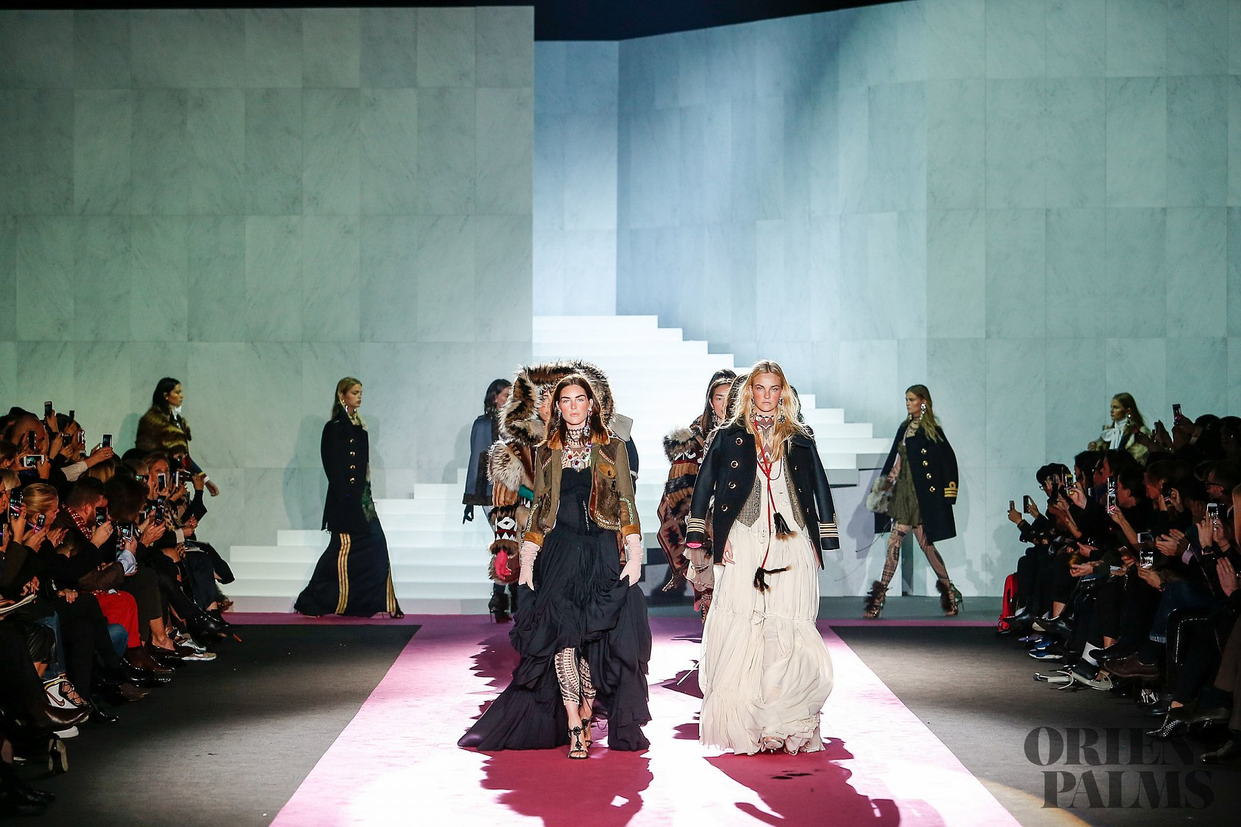 Dsquared² Herbst/Winter 2015-2016 - Pret-a-porter - 1