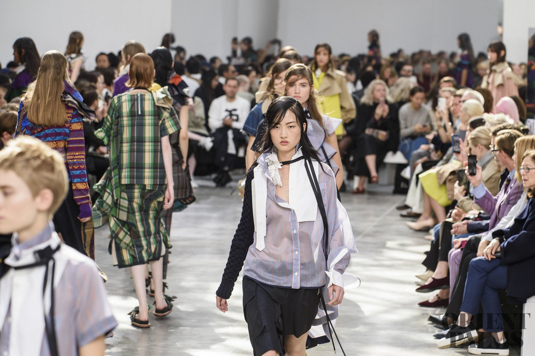 Sacai Spring-summer 2019 - Ready-to-Wear - 1