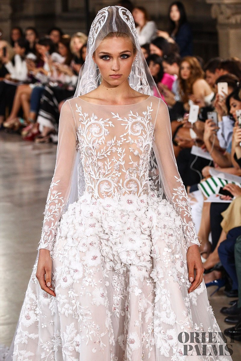 Georges Hobeika Herbst/Winter 2016-2017 - Couture - 1