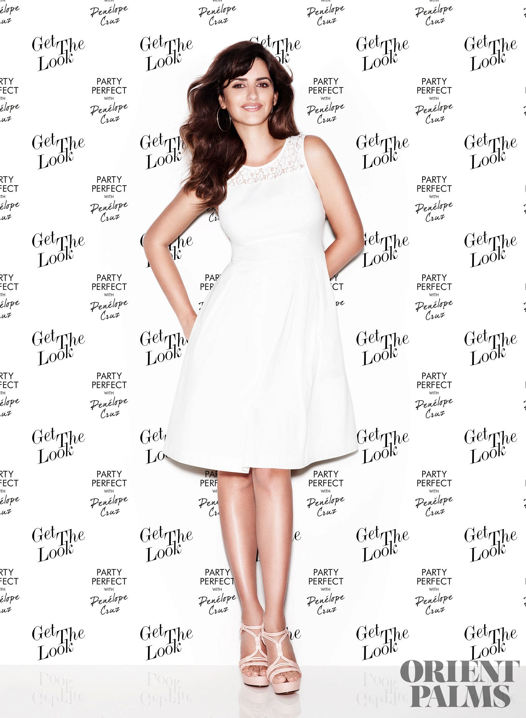 Lindex S/S 2013 with Penélope Cruz