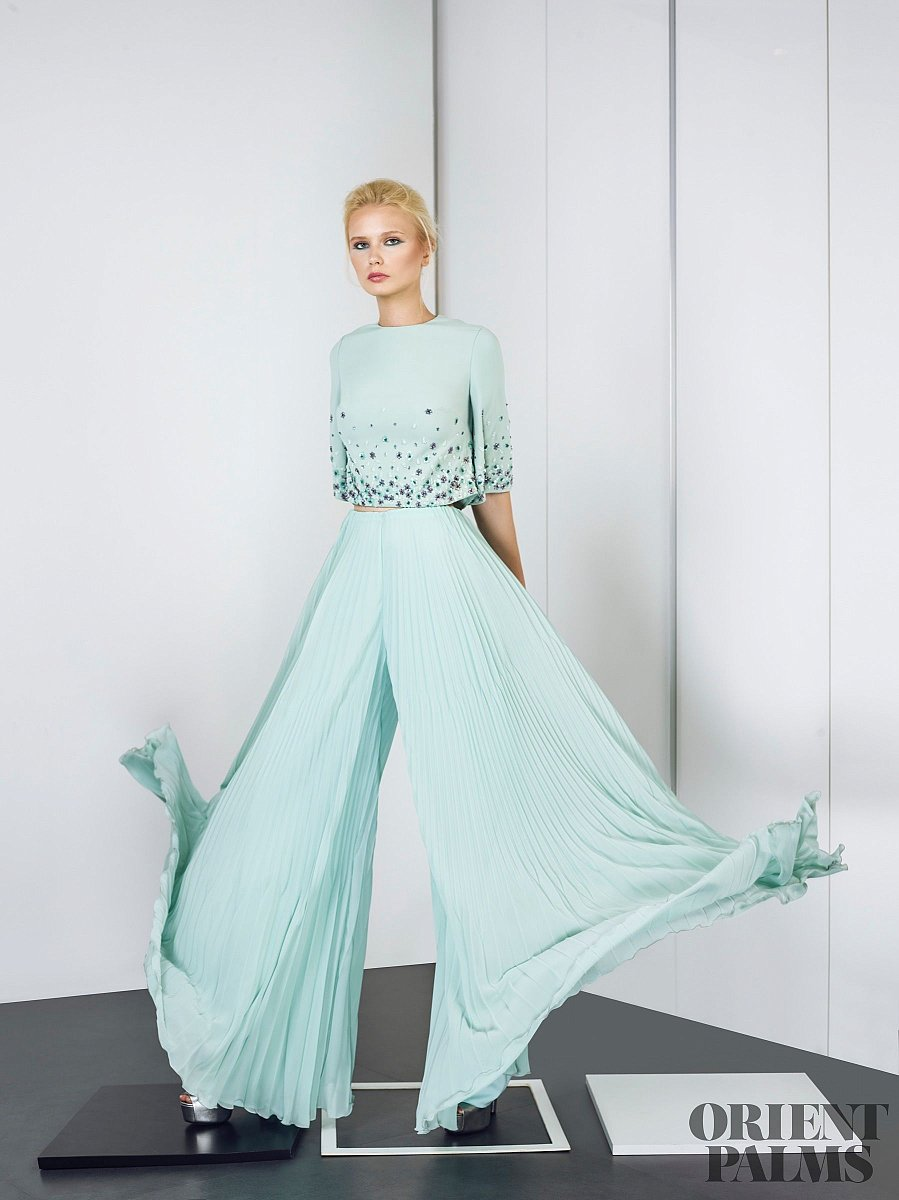 Tony Ward «Noon to midnight», Primavera-Estate 2019 - Pret a porter - 65