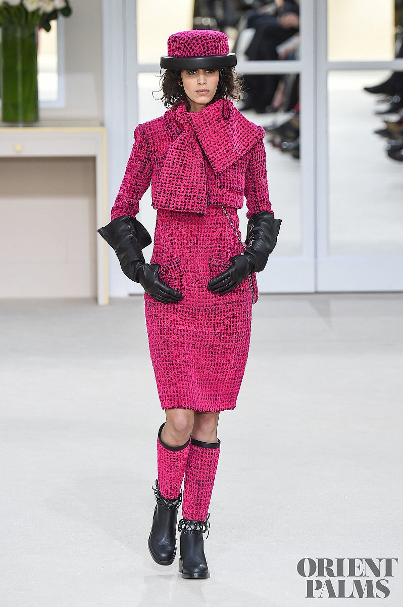 d2f728f47743f0 Home Ready-to-Wear Chanel fashion designer Maison Chanel Fall-winter 2016- 2017