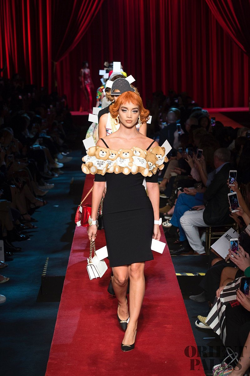 Moschino Spring-summer 2017 - Ready-to-Wear - 1