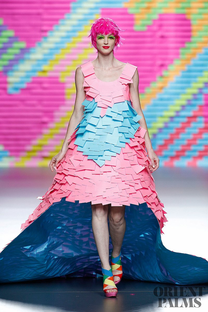Agatha Ruiz de la Prada Spring-summer 2015 - Ready-to-Wear - 12