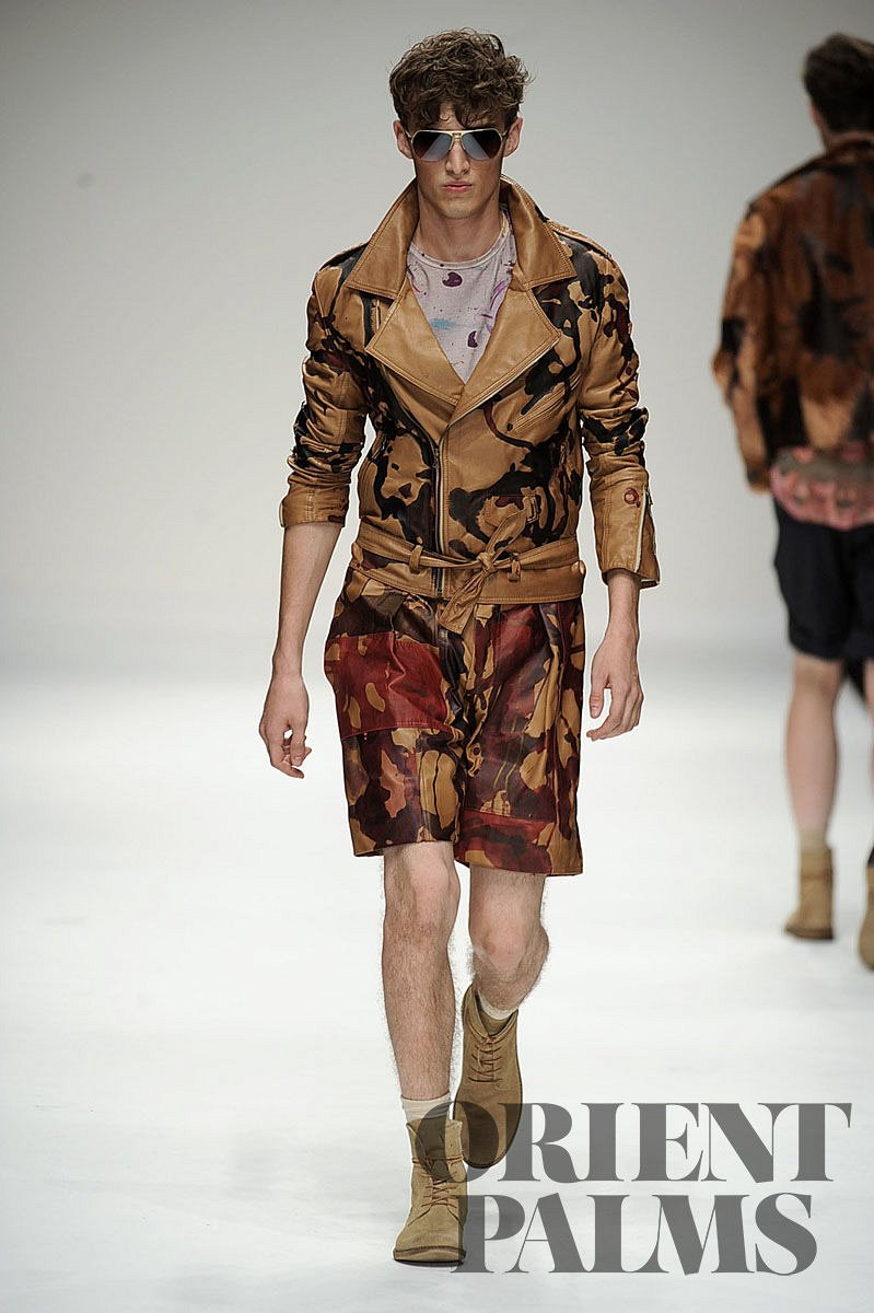 James Long Spring-summer 2011 - Menswear - 1