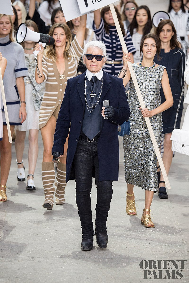 Chanel Spring-summer 2015 - Ready-to-Wear - 62