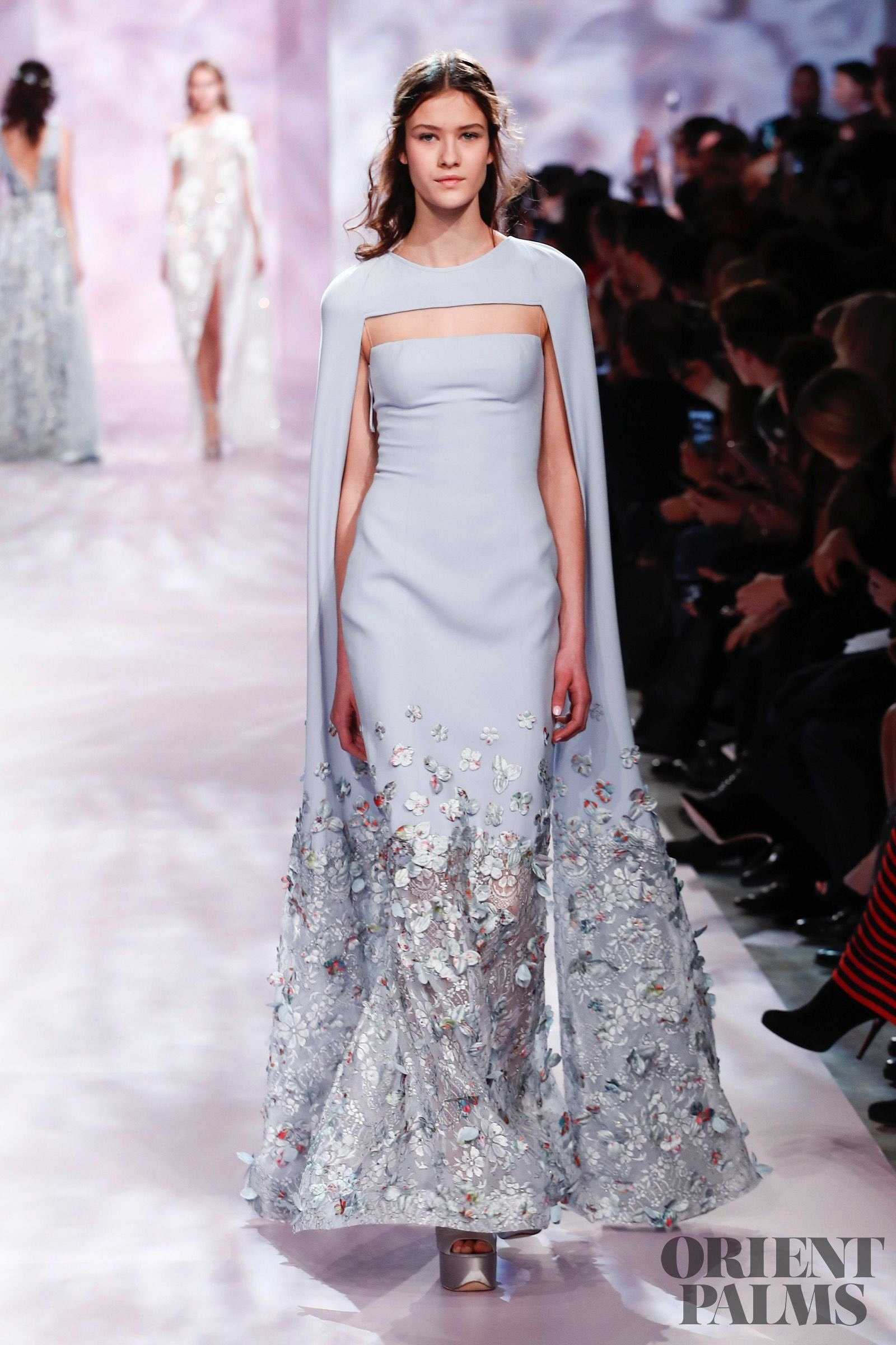 Georges chakra s s 2017 official pictures couture for Haute official