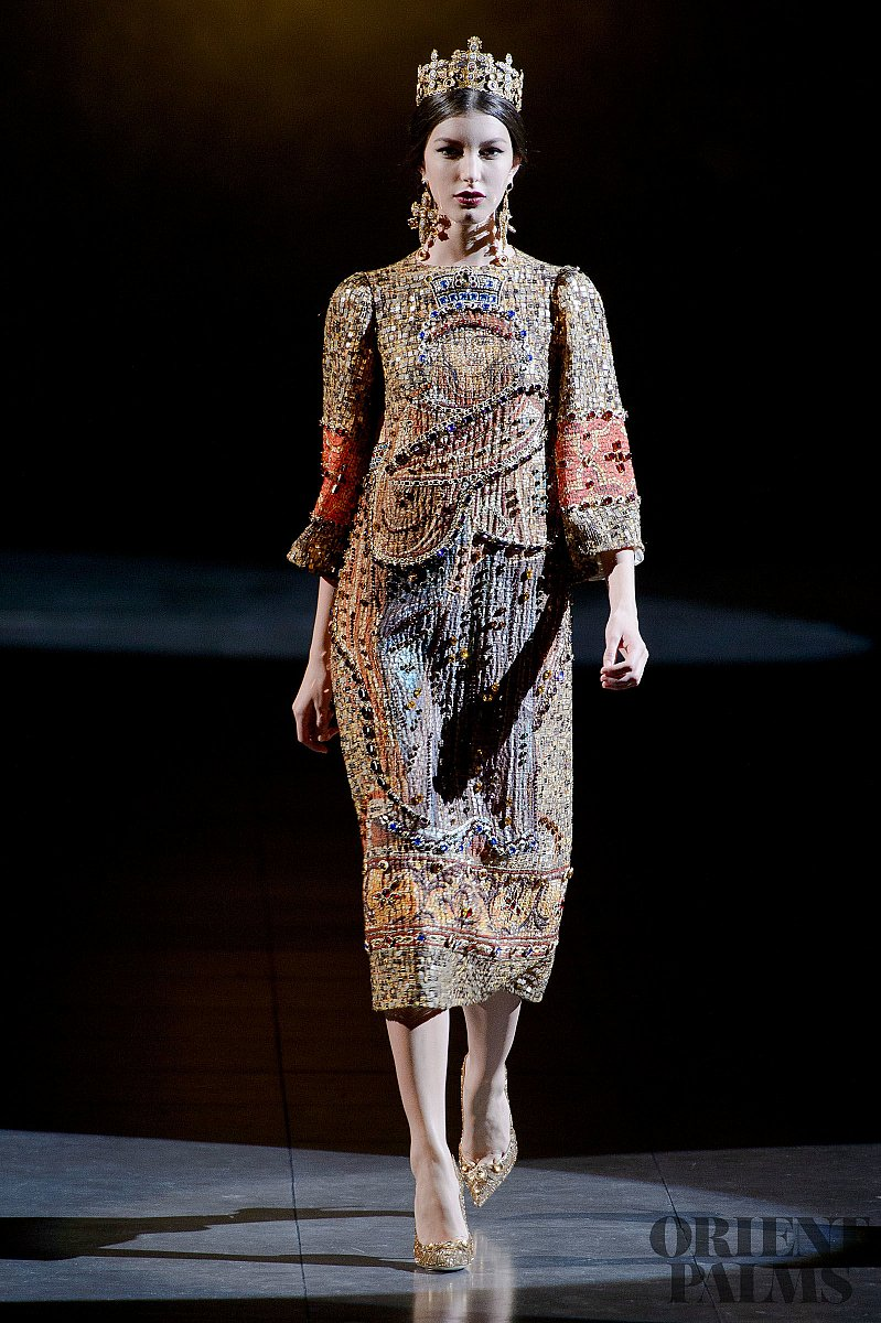 29a3b532 Home Ready-to-Wear Dolce & Gabbana fashion designer Maison Dolce & Gabbana  Fall-winter 2013-2014