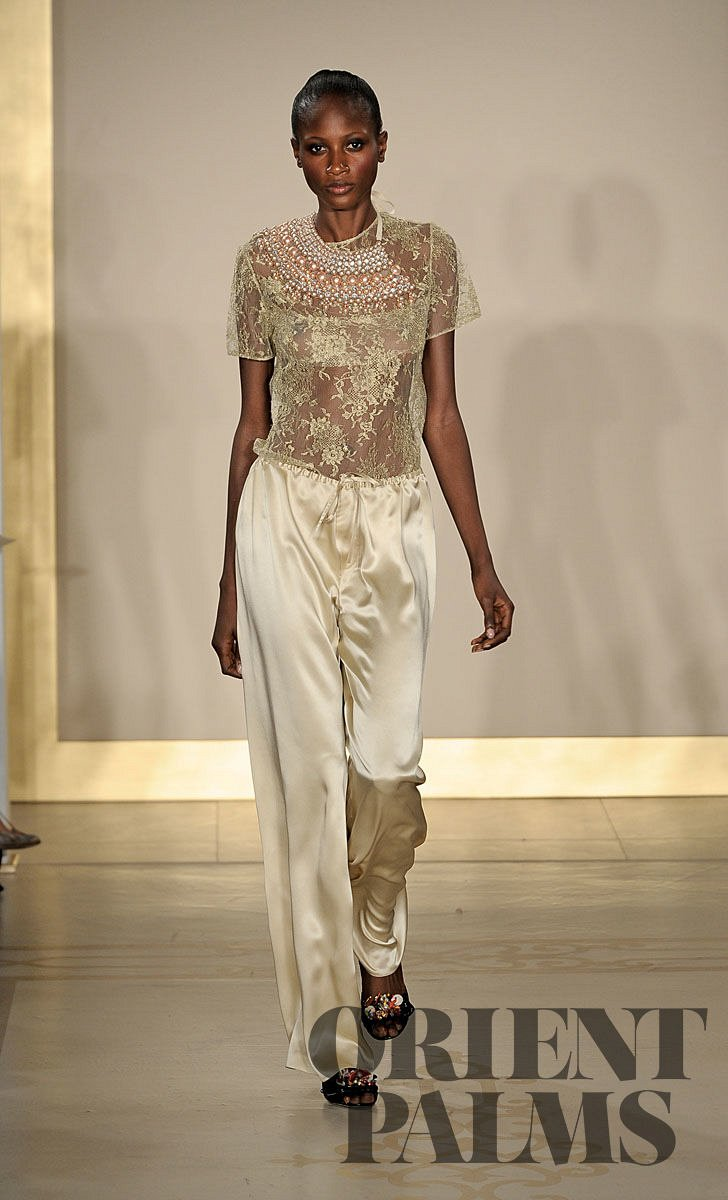 Reem Acra Spring-summer 2010 - Ready-to-Wear - 1