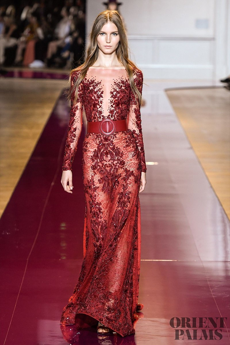 Red Winter Our favorite evening red gowns this season - Couture - 1