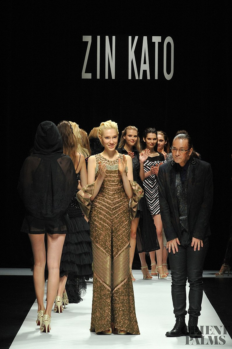 Zin Kato Spring-summer 2015 - Ready-to-Wear - 1