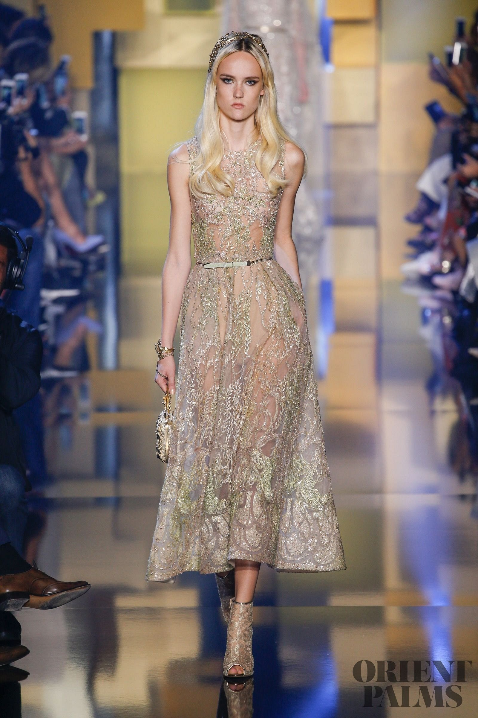 Elie Saab Fall-winter 2015-2016 - Couture