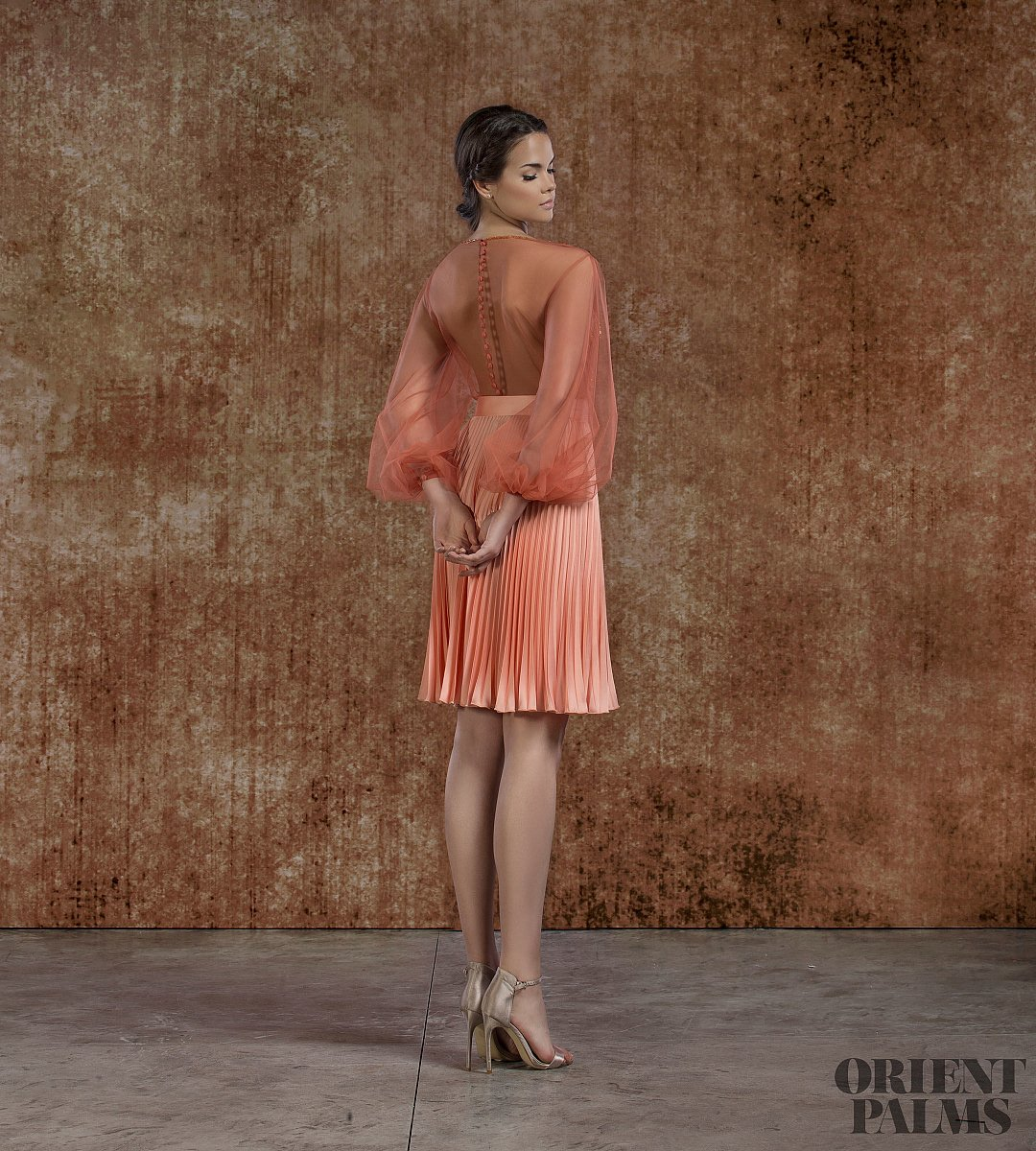 "Chrystelle Atallah ""Terracotta"", F/S 2019 - Couture - 1"