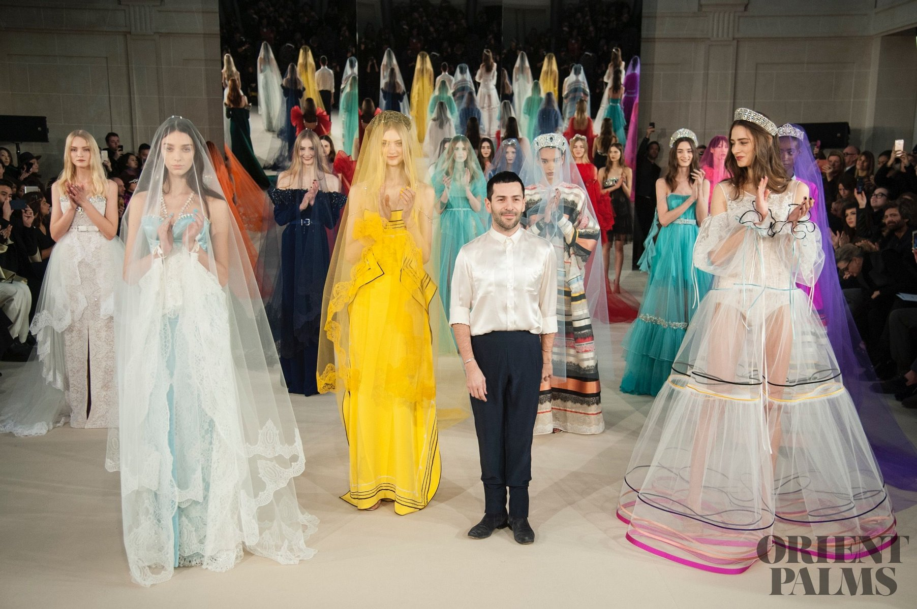 Alexis Mabille İ/Y 2017, Resmi resimler - Haute couture - 1