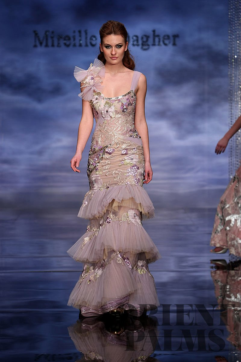Mireille Dagher Spring-summer 2009 - Couture - 1
