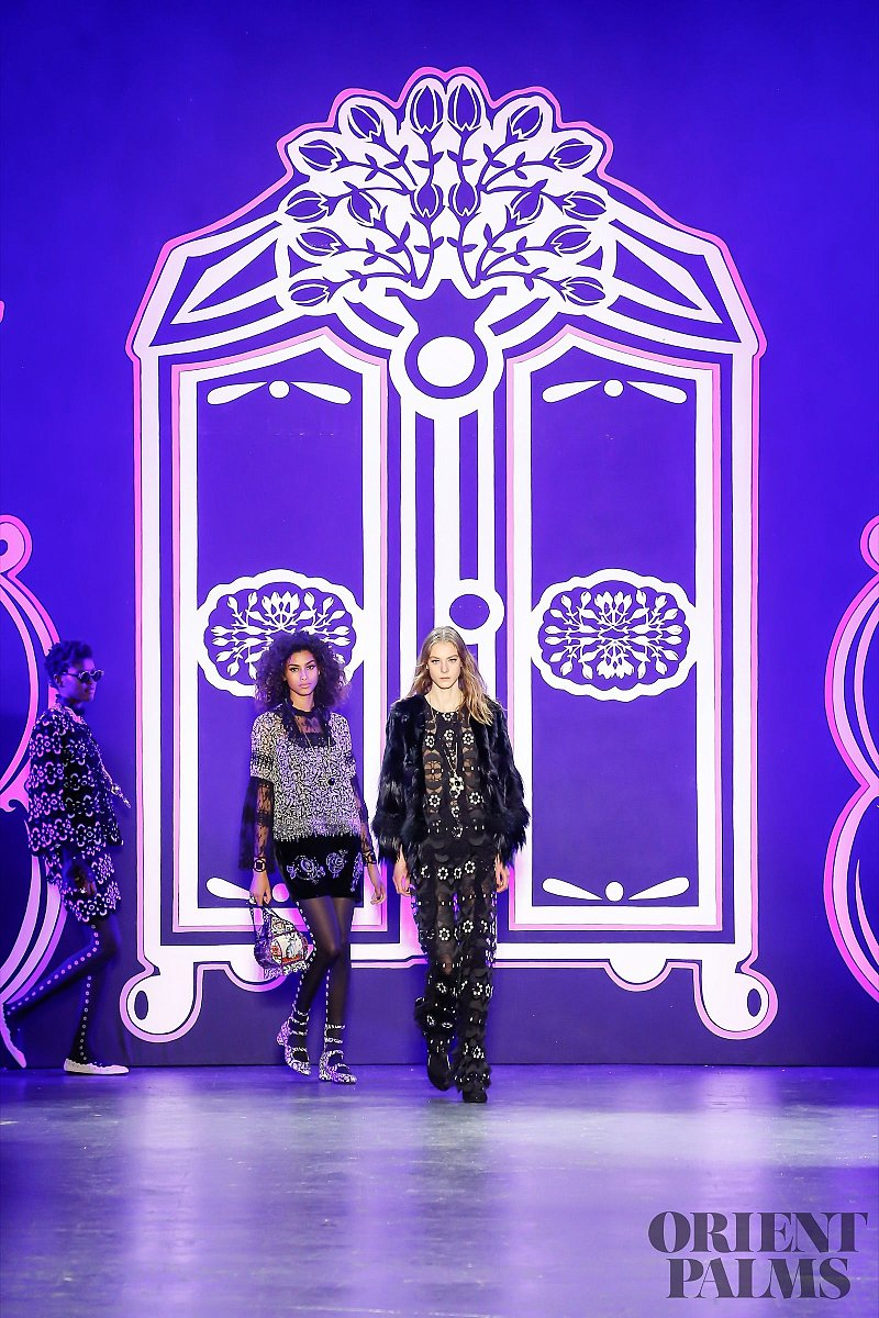 Anna Sui Herbst/Winter 2016-2017 - Pret-a-porter - 1