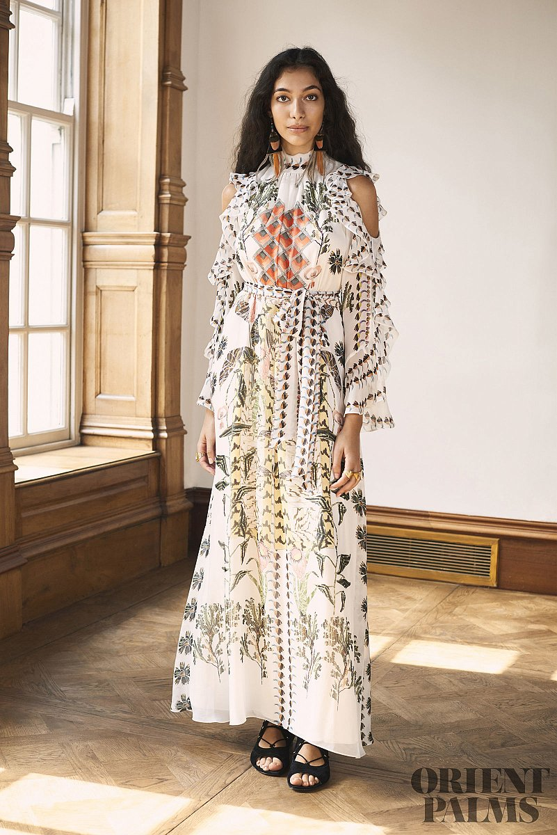 Temperley London Printemps-été 2020 - Prêt-à-porter - 1
