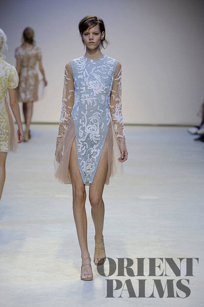 Christopher Kane Spring-summer 2010 - Ready-to-Wear - 1