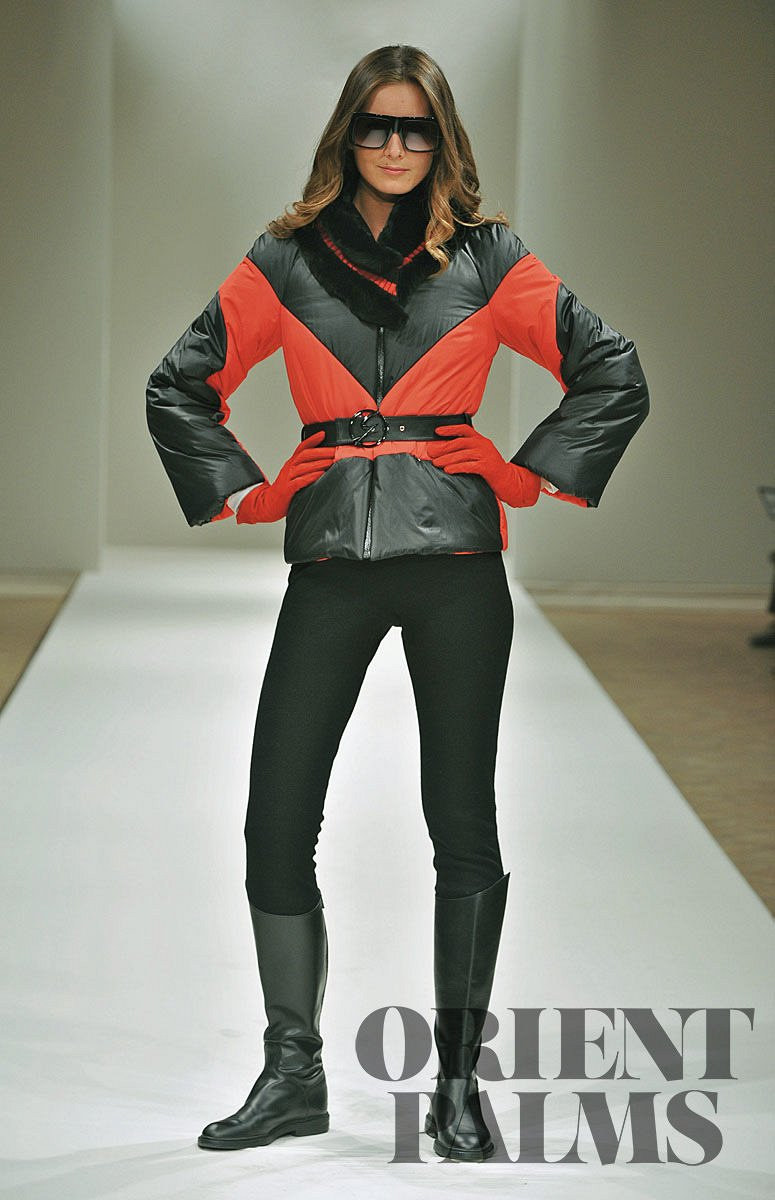 Gattinoni Herbst/Winter 2009-2010 - Pret-a-porter - 1