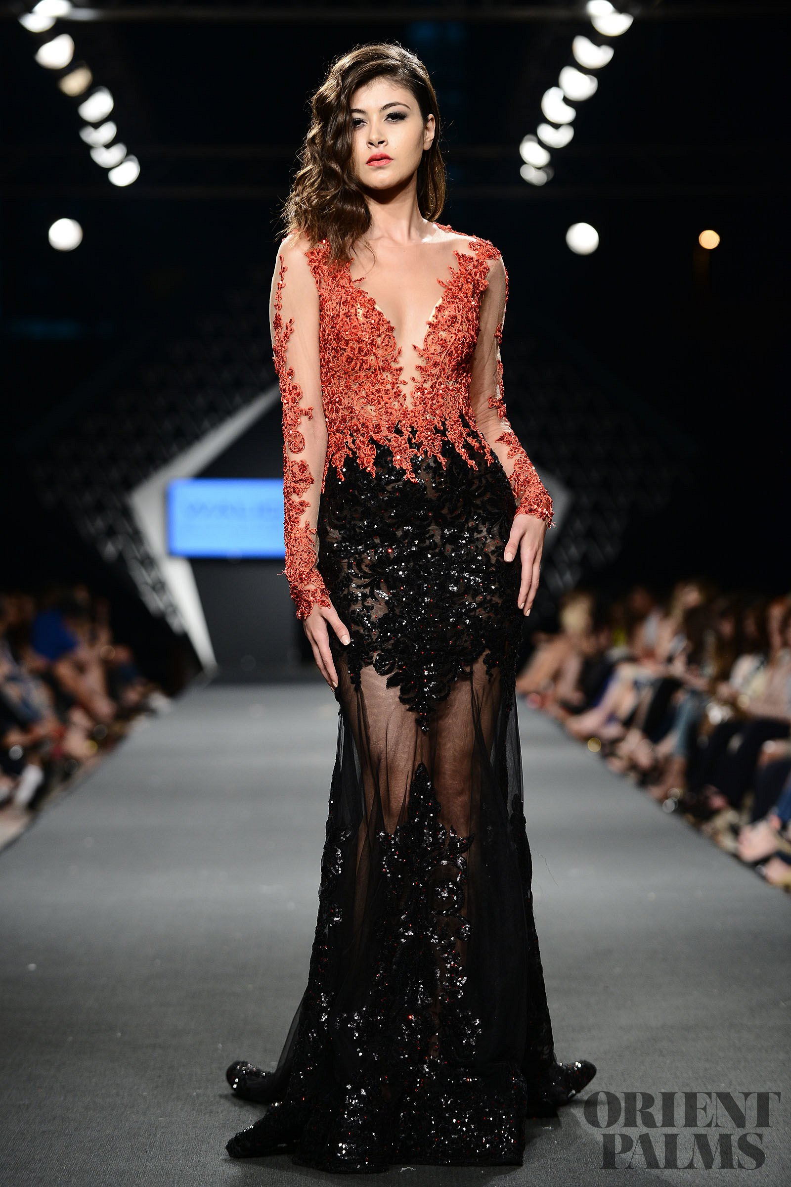 Walid Shehab 2014 collection - Couture Jennifer Lopez Dresses