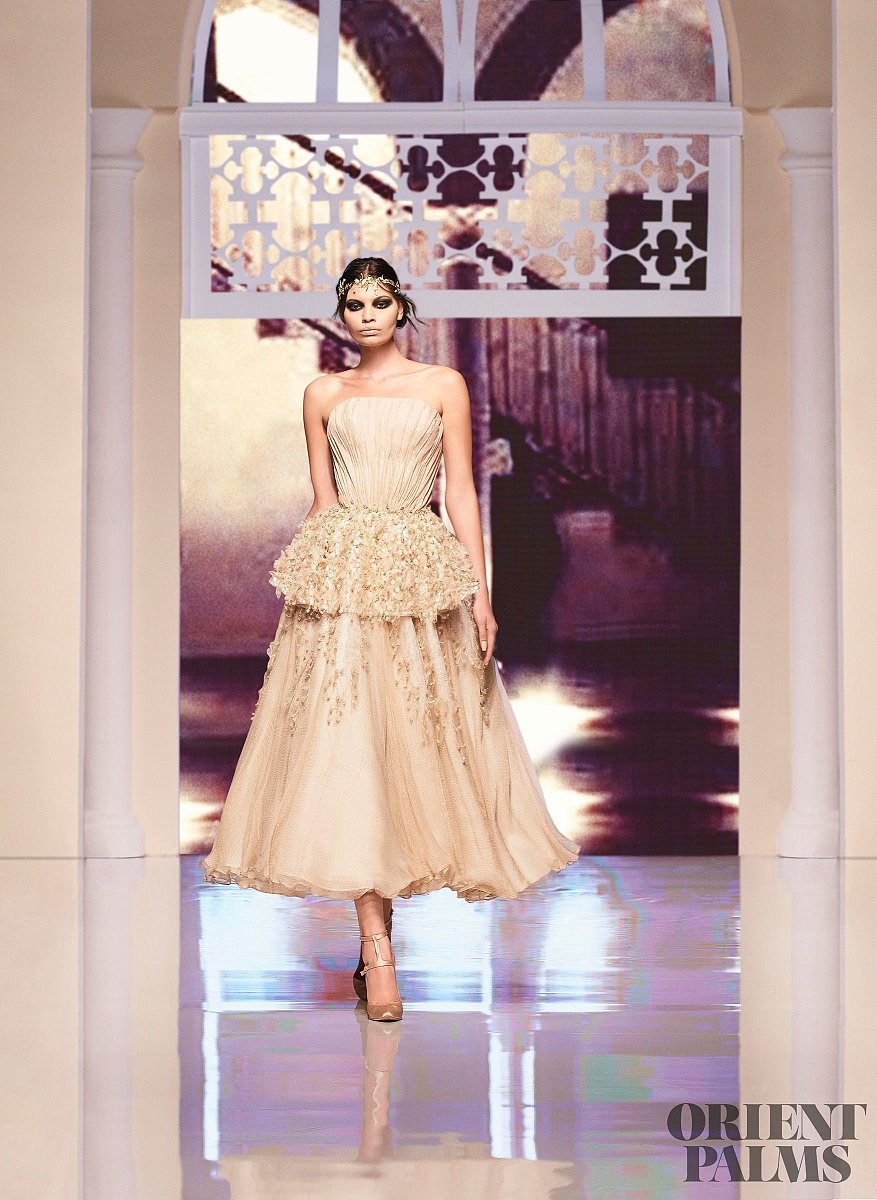 Shady Zeineldine 2016 collection - Couture - 28
