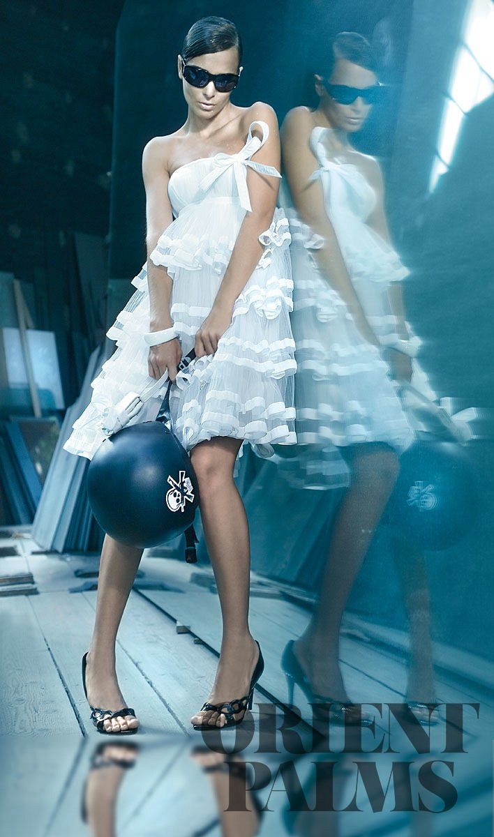 Max Chaoul «Virtuel», 2008 collection - Bridal - 1