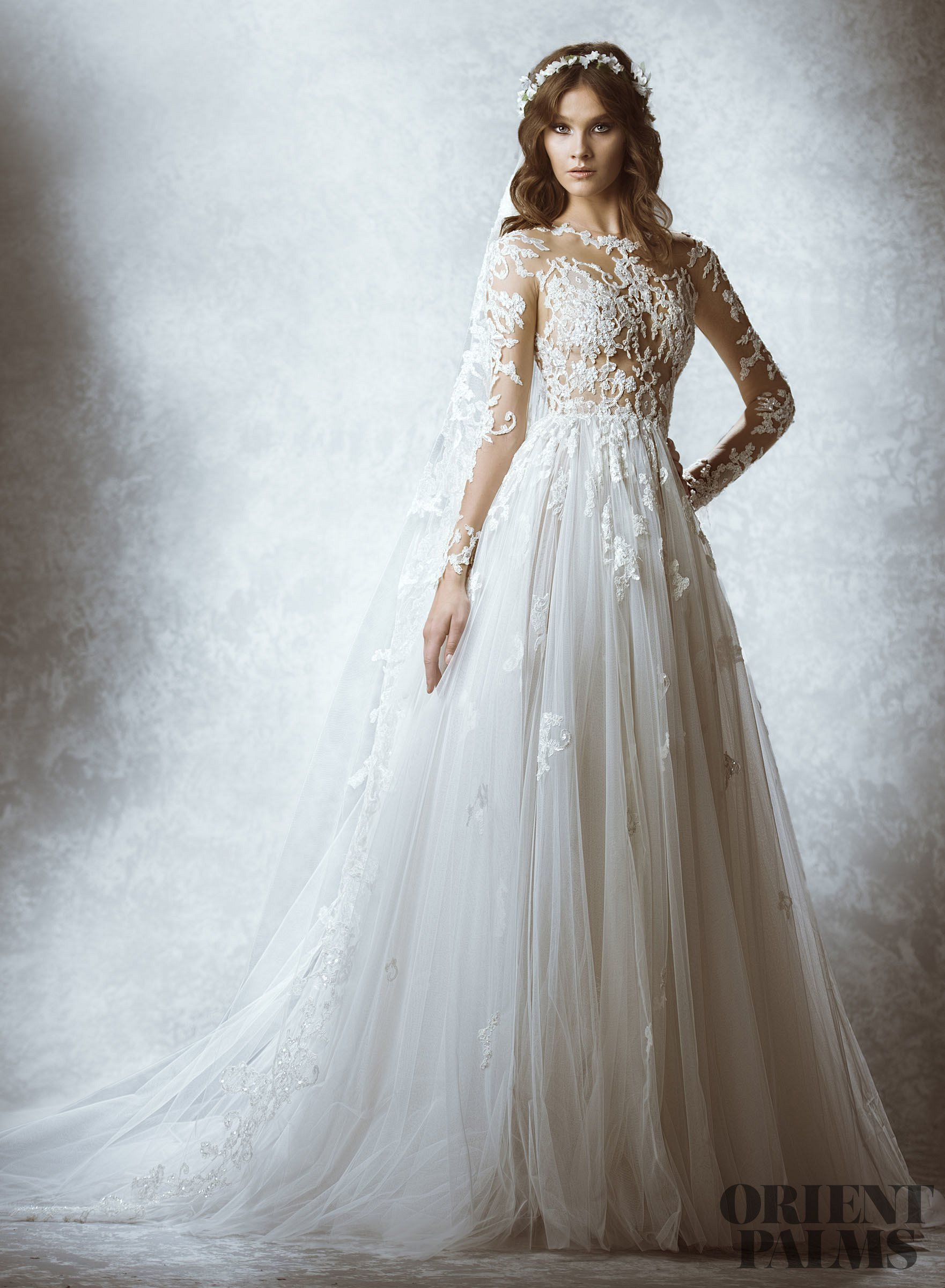 Home Bridal Zuhair Murad Fashion Designer Maison Fall Winter 2015 2016