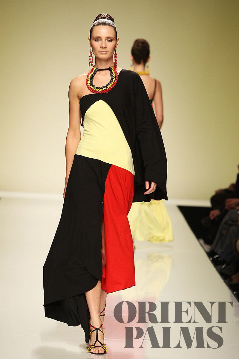 Sylvia Owori Spring-summer 2009 - Ready-to-Wear - 2