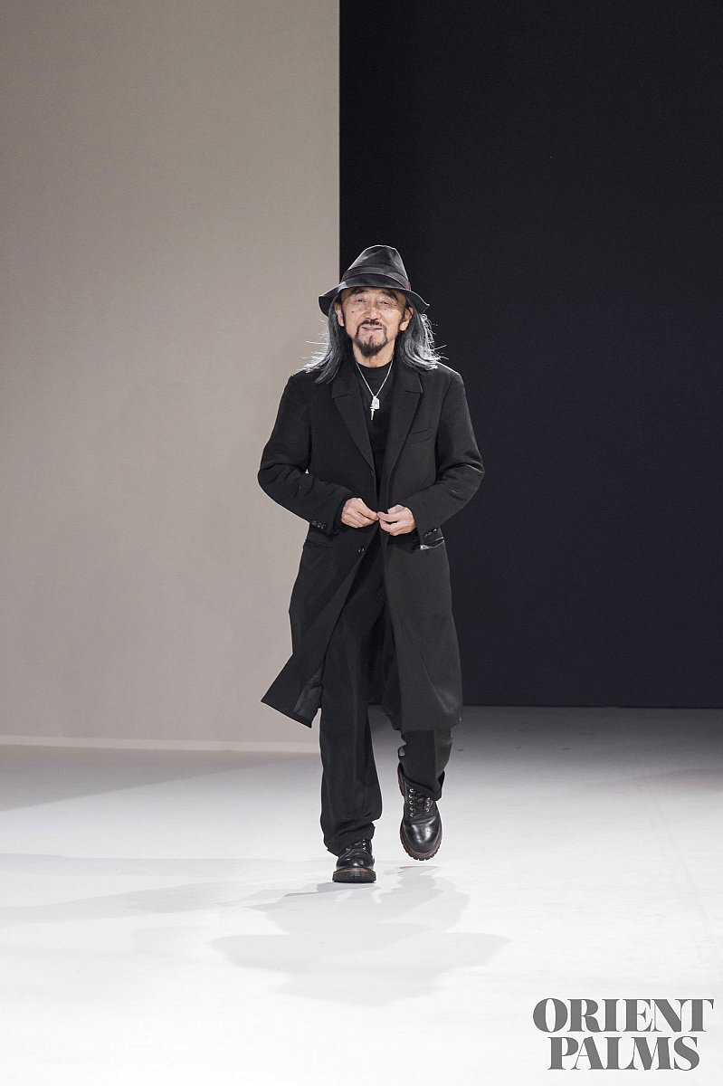Yohji Yamamoto Fall-winter 2019-2020 - Ready-to-Wear - 1